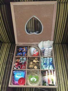 Prezent dla NOWOŻEŃCÓW♥♥♥ Pudełko pełnie niespodzianek to prawdziwy PREZENT od SERCA♥