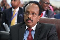 Somalia's New President Is an American Citizen. How Did That Happen? New President, Running For President, Grover Cleveland, Erie County, Different Feelings, Today Quotes, Civil Society, Somali, The Eighth Day