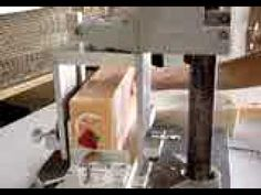 soap cutting video - YouTube