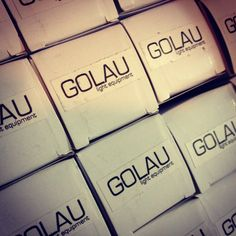 It's coming new GOLAU stuff