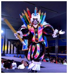 U. Da Tijuca, carnaval 2015.