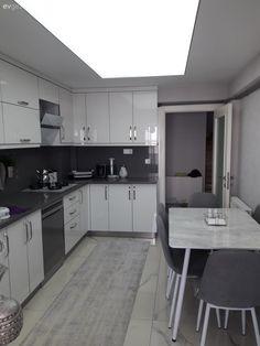 Luxury Kitchen Design, Kitchen Room Design, Home Decor Kitchen, Kitchen Furniture, Home Design Decor, Home Interior Design, Bathroom Design Inspiration, Elegant Dining Room, Diy Kitchen Storage