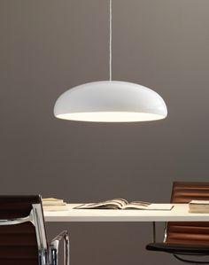 Lampada a sospensione in alluminio PANGEN | Lampada a sospensione - FontanaArte