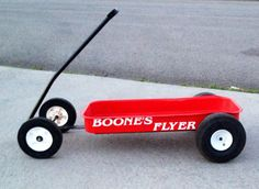 Built this for my best friends son Custom Radio Flyer Wagon, Radio Flyer Wagons, My Best Friend, Best Friends, Tricycle, I Am Awesome, Kids, Beat Friends, Young Children