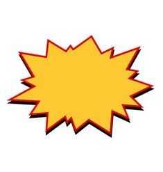 Comic yellow burst vector Free Vector Images, Vector Free, Brunette Woman, Superhero Logos, Royalty, Flag, Comic, Yellow, Artist