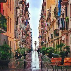 Barceloneta - Barcelona, Spain