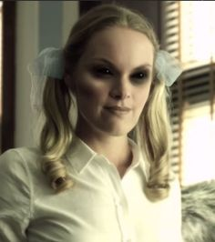 Tamsin Valkyrie casting doubt. makeup   Lost Girl