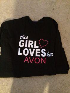Avon shirts