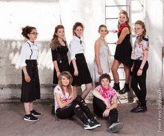 Collection 2015 Extremo www.juulkes-fashion.nl Julie Tiggelers