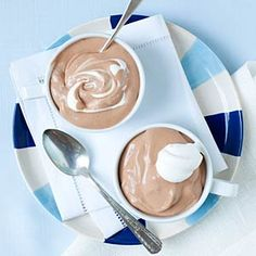 Chocolate Mousse | MyRecipes.com