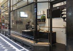 Standing Room Royal Arcade - Broadsheet Melbourne #cafe
