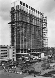 Croydon, Old London, Local History, Old Pictures, Vintage Photos, Skyscraper, Places To Go, Beautiful Places, Nostalgia