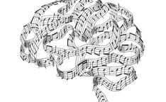 Teens don't really know how much that music effects them. teaching musical education at younger age can actually help a child's brain when they become old. Music And The Brain, The Power Of Music, Piano Design, Music Notes Art, Work Music, Auditory Processing Disorder, Brain Art, Mozart, Music Drawings