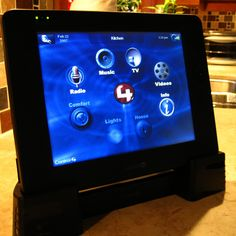 Control4 - the touchscreens are awesome! Call us today at 863.414.0996