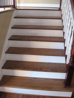 Split Entry Remodel Before And After   Tale of 2 Stairs & Chair for Sale - Southern Hospitality   Southern ...
