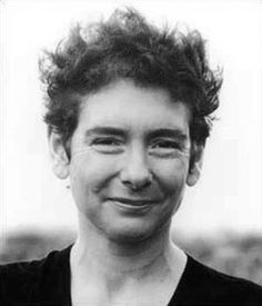 Jeanette Winterson (1959-) British novelist, author of Oranges are Not the Only Fruit