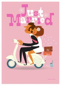 Leading Illustration & Publishing Agency based in London, New York & Marbella. Birthday Greeting Cards, Greeting Cards Handmade, Wedding Wishes, Wedding Cards, Happy Anniversary Quotes, Love My Husband, Pop Up Cards, Just Married, Diy Cards
