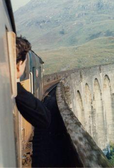 Scotland- the Harry Potter Express :)