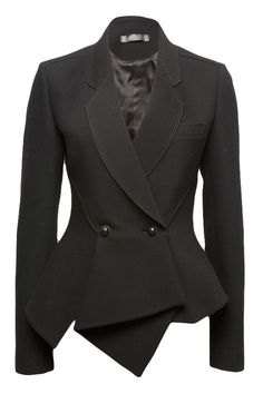Proenza Schouler- How hot is this blazer?!
