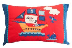 Pirate Bedding, Bedroom Accessories, Dream Bedroom, Bedding Sets, Pirates, Diaper Bag, Bedrooms, Cushions, Throw Pillows