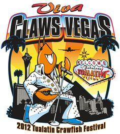 Crawfish Crawl - Tualatin  August 11, 2012