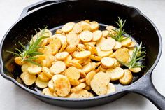 Simple Roasted Chateau Potatoes