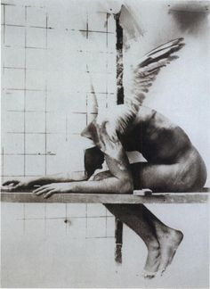 Gnadenbilder (1992) by Linda Orloff.