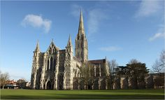 Visiting Salisbury, England, for Its Cathedral and Medieval Market - NYTimes.com