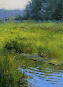 howard rose, maine and daily paintworks