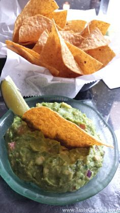 Guacamole Recipe Courtesy Of Cocina 214 Restaurant And Bar In Winter Park Orlando Florida