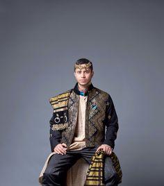 Eugene Cimolin For Indonesia Fashion Week Photo Exhibition by Roni Bachroni Fouzi, Wardrobe: Deden Siswanto, Fashion Stylist: Wingky Man Photography, Fashion Photography, Indonesia Fashion Week, Cultural Identity, Kebaya, Fashion Stylist, Headpiece, High Fashion, Stylists