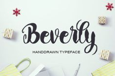 Beverly - Creative Fabrica