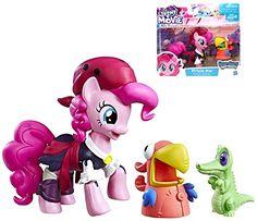 Pinkie Pie Pirate Pony My Little Pony the Movie Guardians...