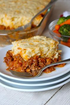 The BakerMama | Gold Medal - SLOPPY JOE CASSEROLE
