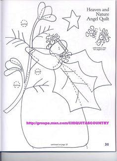 Album Archive - art to heart happy holidays Wool Applique, Applique Quilts, Embroidery Applique, Embroidery Stitches, Embroidery Designs, Christmas Embroidery Patterns, Applique Templates, Applique Patterns, Quilt Patterns