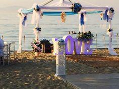 Beachwedding #kumsaldadüğün #kumsal #weddingbeach #yalova organizasyon