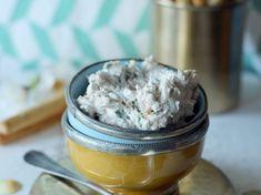 Crème apéritive thon-chèvre en vidéo