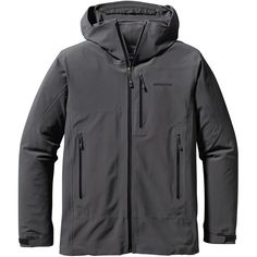Patagonia Kniferidge Softshell Jacket - Men's Forge Grey