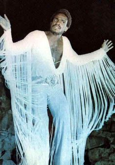 Carl Anderson, as Judas, in Jesus Christ Superstar.