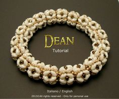 Tutorial Dean Bracelet di Fucsia Style su DaWanda.com