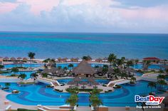 Moon Palace Golf Spa Resort In Cancun