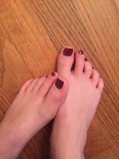 OPI rigamaroon perfect for fall!!