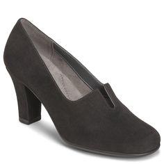 Strole Around Suede Pump | Women's Shoes | High Heel | Aerosoles