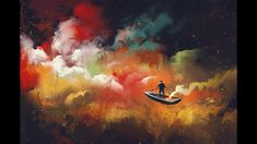 Nebula gas cloud in deep outer space. Free art print of Nebula gas cloud in outer space. Cloud Illustration, Tiny Buddha, Colorful Clouds, Lucid Dreaming, Self Conscious, Self Awareness, Stock Foto, Outer Space, Canvas Art Prints