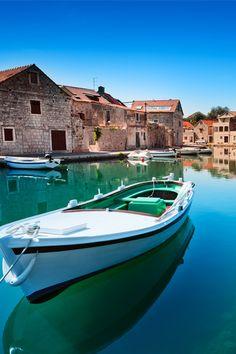 Hvar is a new hot spot for beach lovers and yachties on Croatia's Dalmatian coast.