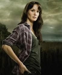 She was a controversial character for causing so much tension between Rick and Shane that ultimately led to Shane's death and Rick's mental break.