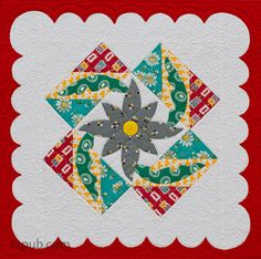 Quilting Books and Patterns applique quilt block