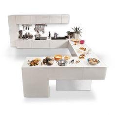 Una cucina modulare, su misura per i tuoi spazi. Scopri tutti i colori e le finiture disponibili.
