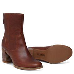 Women's Atlantic Heights Back Zip Boot | Timberland
