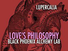 Black Phoenix Alchemy Lab (BPAL) perfume Lupercalia 2016: Love's Philosophy (vanilla, saffron, cream)